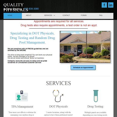 Consortium CTPA Random Drug Pool Management Services - DOT